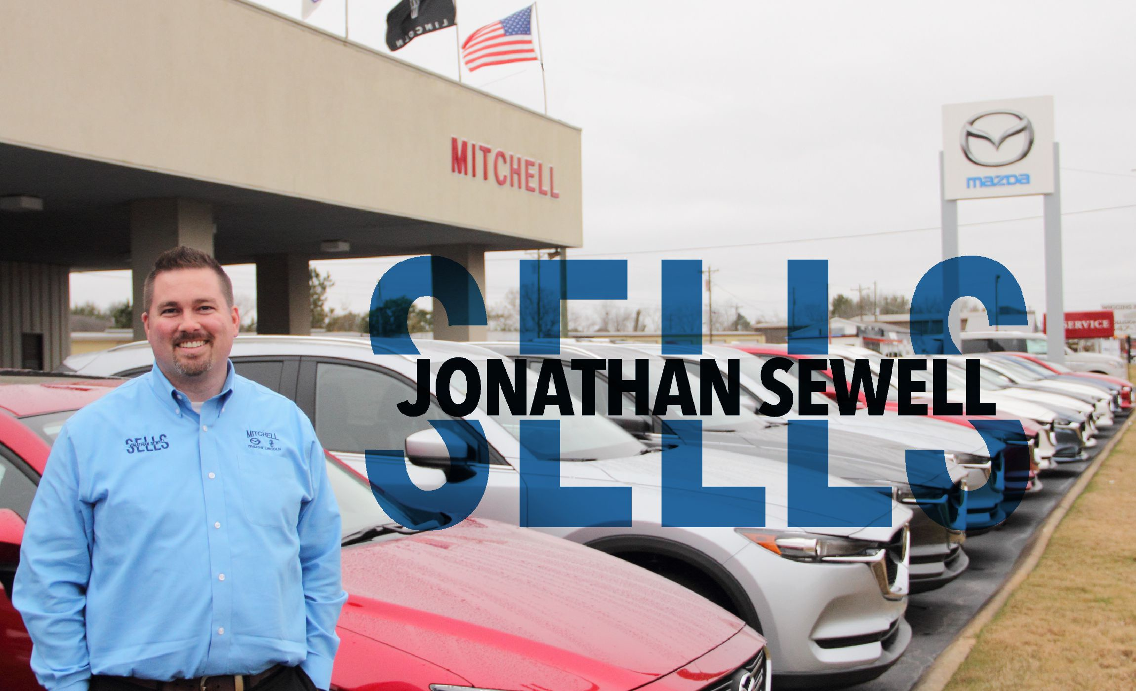 Jonathan Sewell Sells the Perfect Auto for You